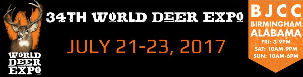 2017 World Deer Expo Deals – Part 1