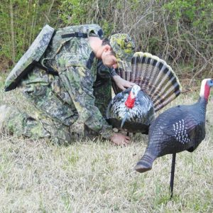 Tips for Turkey Hunters: Blanking Out