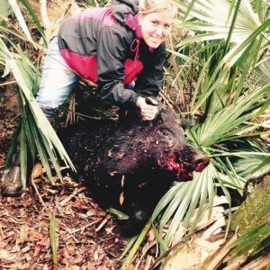 Paving the Way for the Outdoorswoman