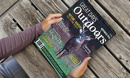 Great Days Outdoors front cover