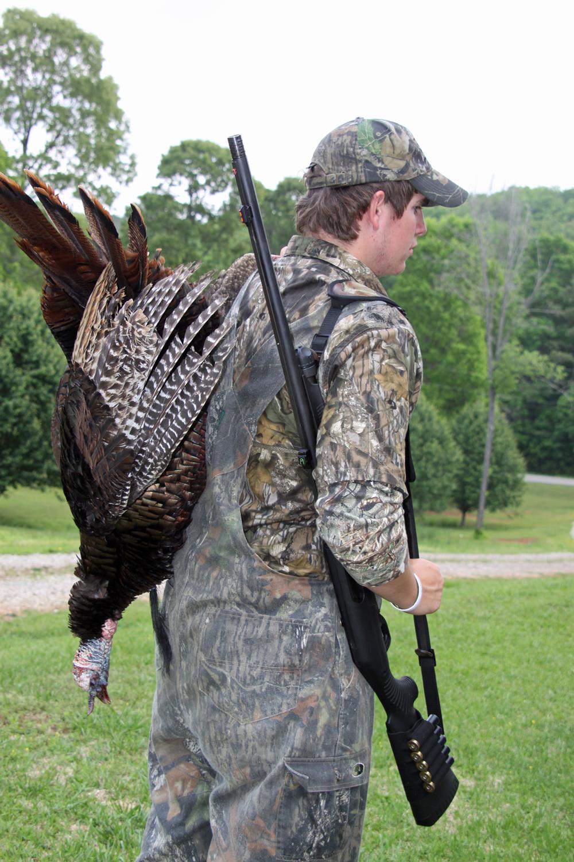 Late season turkey hunting tips.