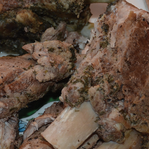 Brazilian Wild Pork Spareribs