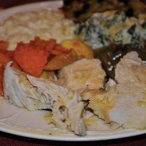 Awesome Slow Cooker Turkey Breast