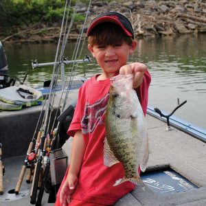 Tips for Spring Crappie Fishing