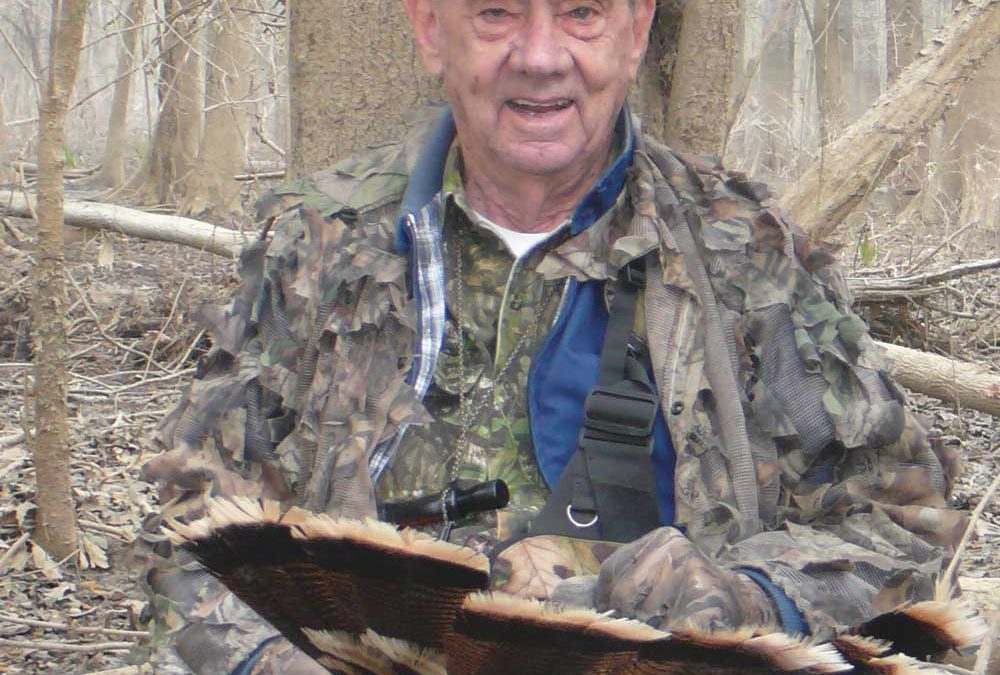 A Conversation with Turkey Hunter Tom Kelly