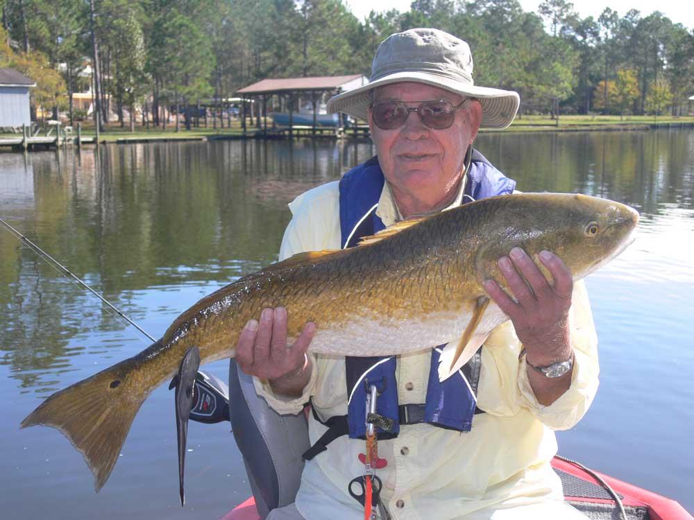 Redfish fishing tips for catching big bulls.