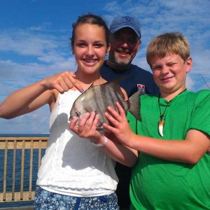 Pier & Shore Report: Early Summer Angling Sessions