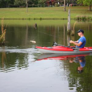 July Alabama Lakes Outlook