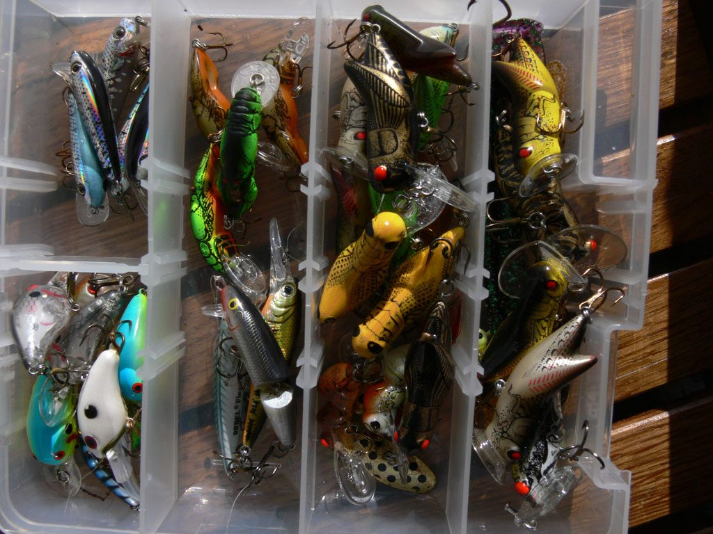 bream fishing lures