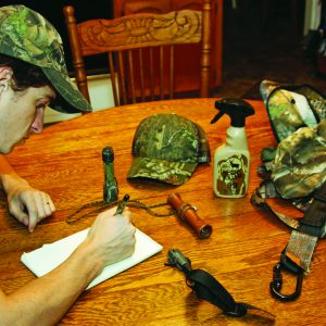 Deer Season Checklist