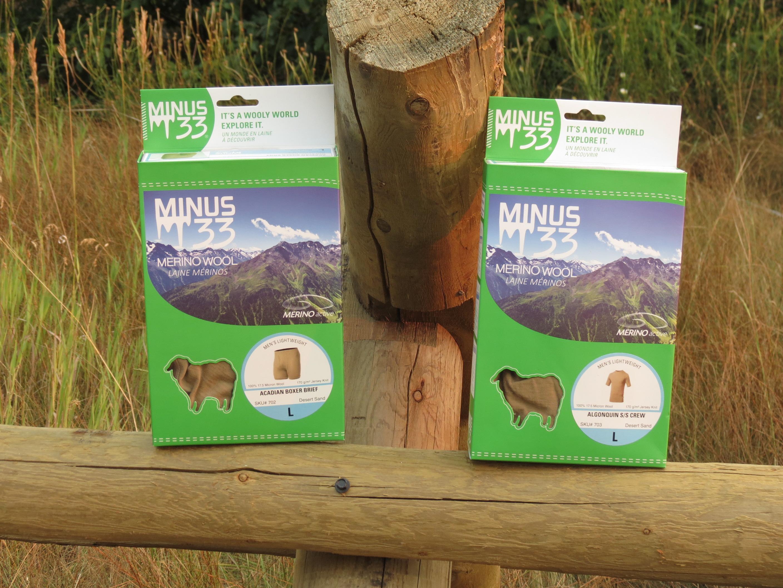 Minus 33 Merino Wool Base layers for elk hunting