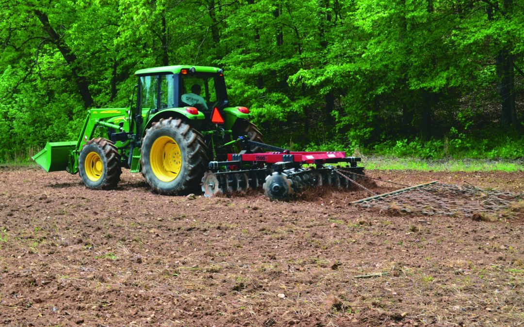 Getting Ready for Fall Planting: Seedbed Prep
