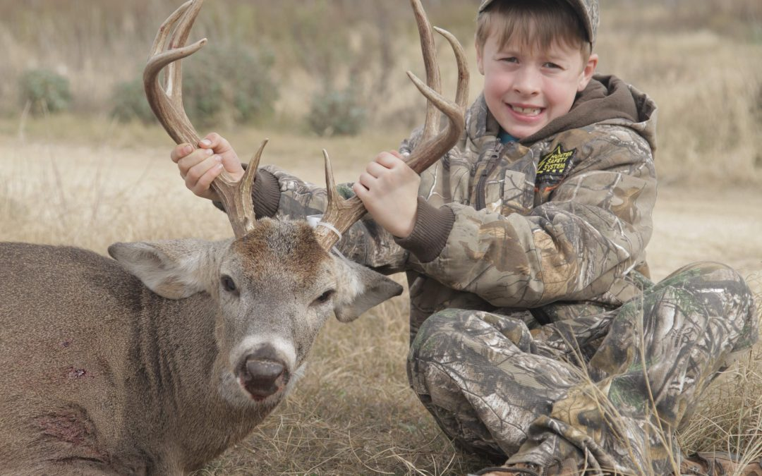 Youth Deer Hunting in Alabama