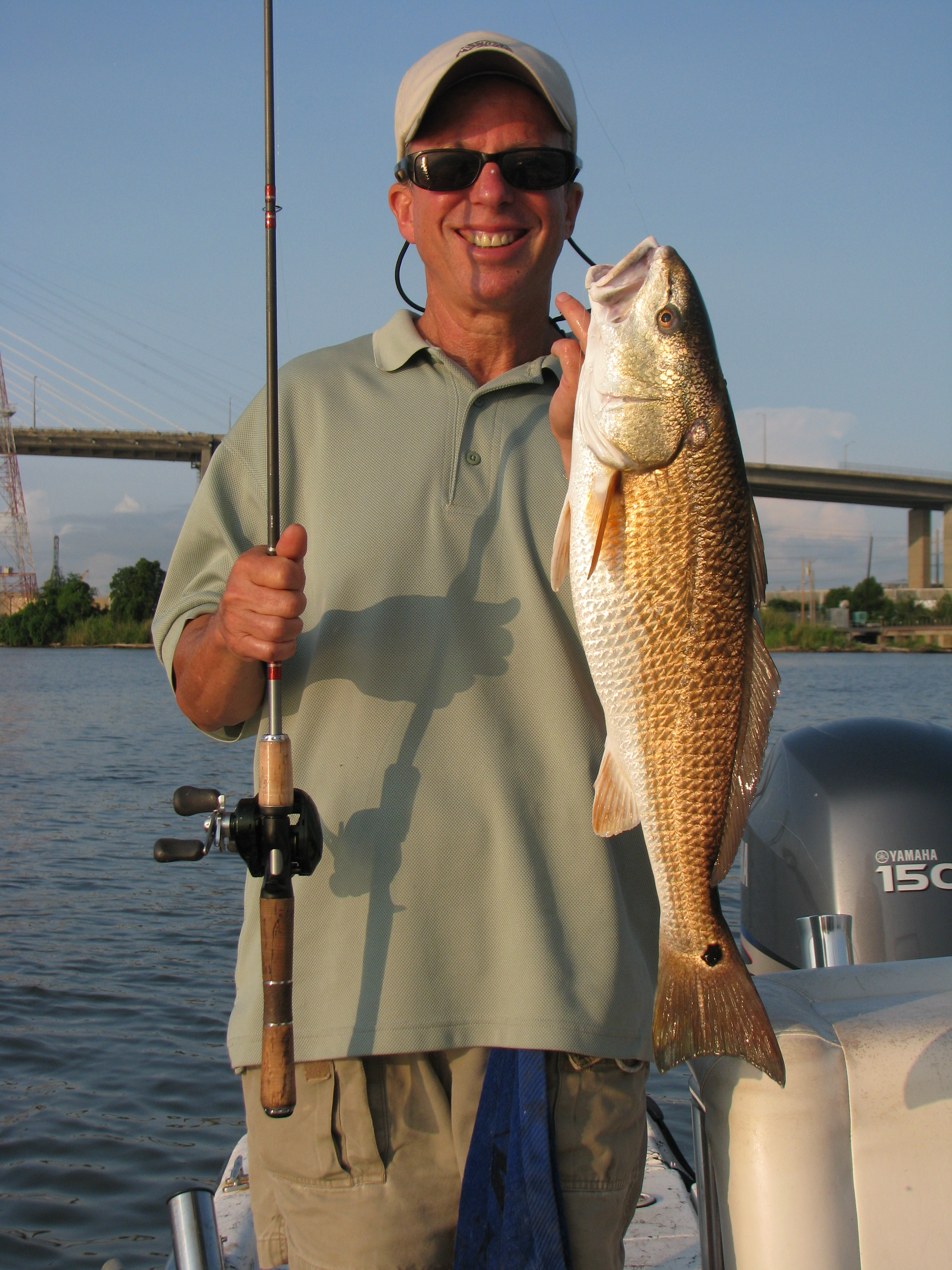 Check out this months coastal fishing outlook to learn where to find specks and reds.