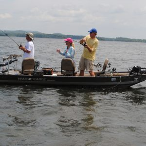 When Fishing for Crappie Don't Overlook Lake Guntersville