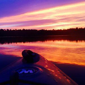 Kayak Fishing the Delta