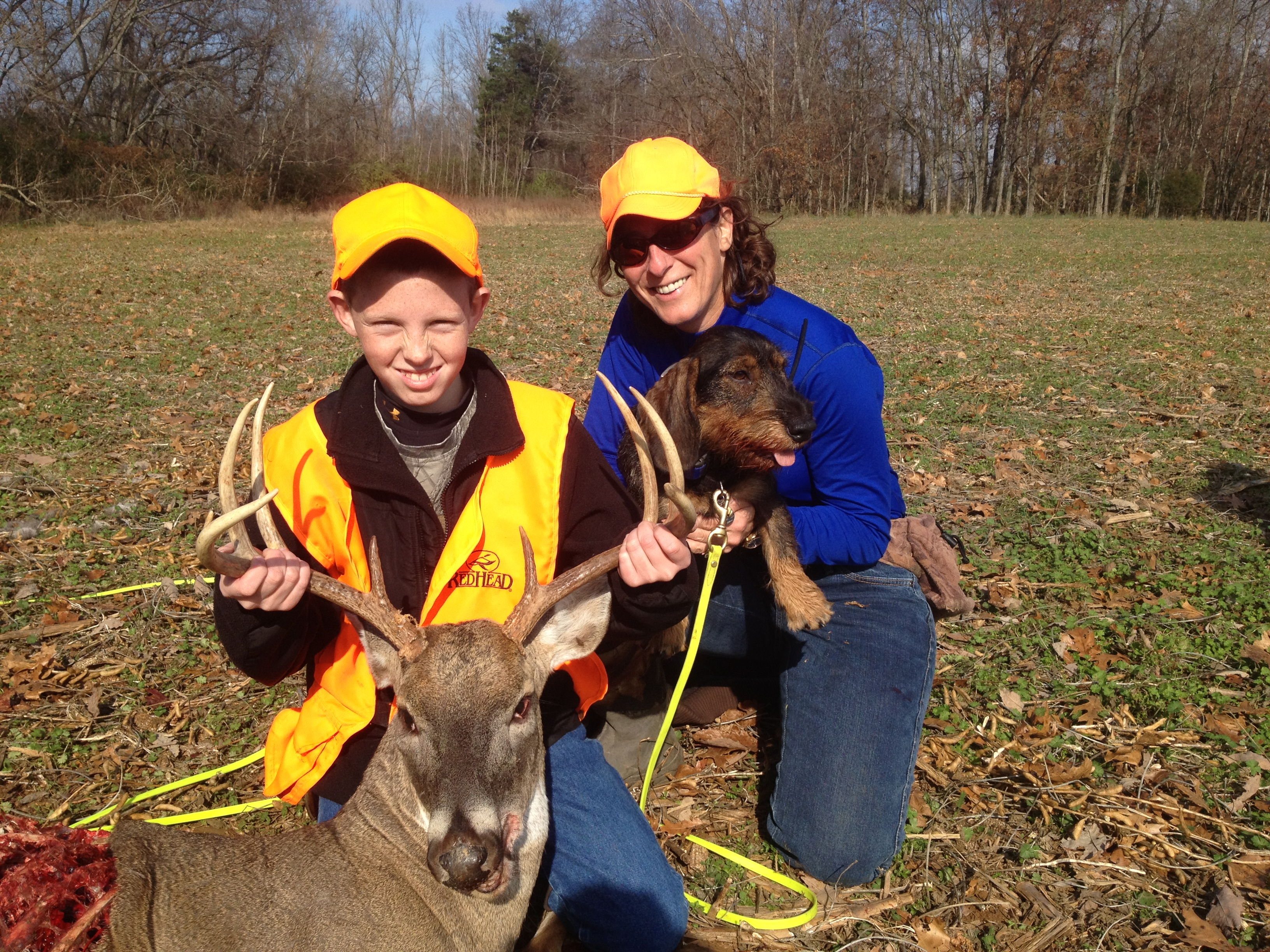 Deer tracking dogs can help find your trophy buck