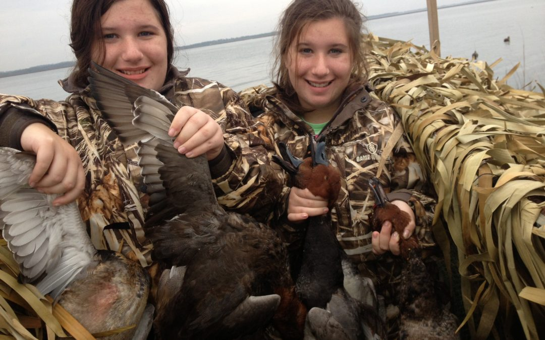 Get Ready for Mobile Bay Duck Hunting