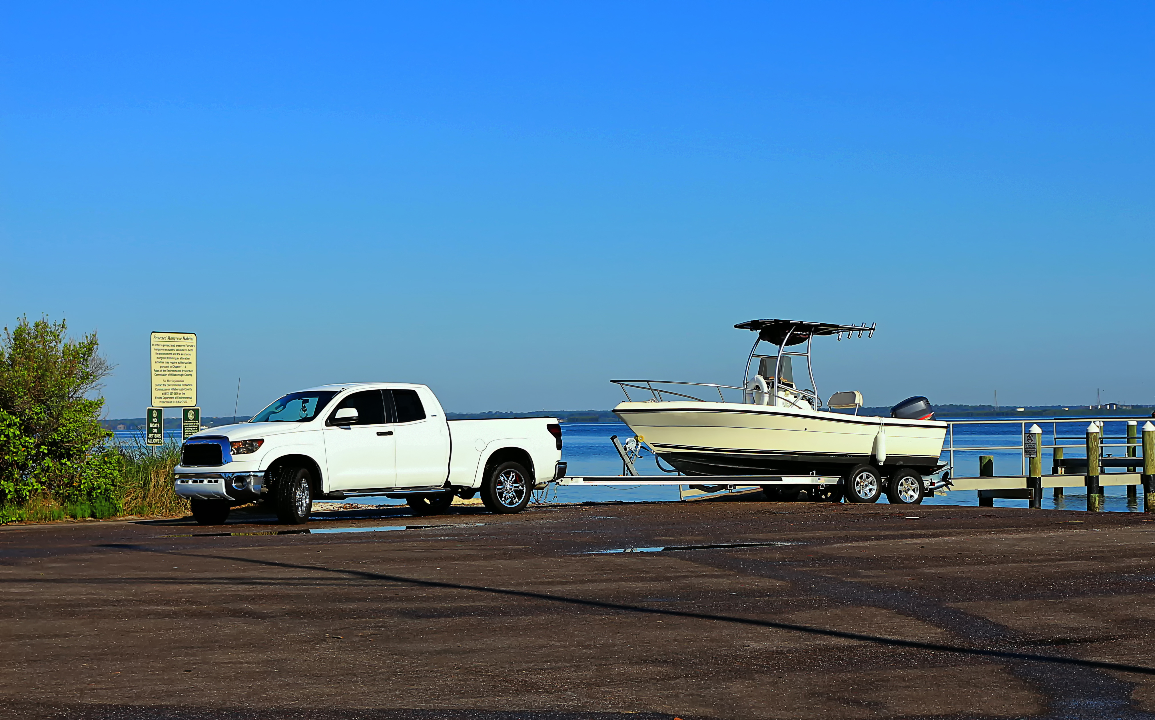 Maintaining your boat trailer
