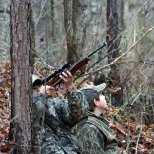 Late Season Squirrel Scouting