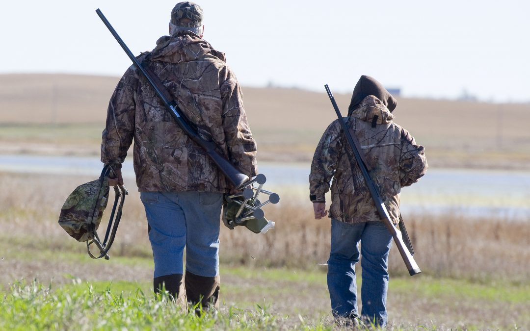 Youth Waterfowl Hunting Days: Take Your Kid Out!