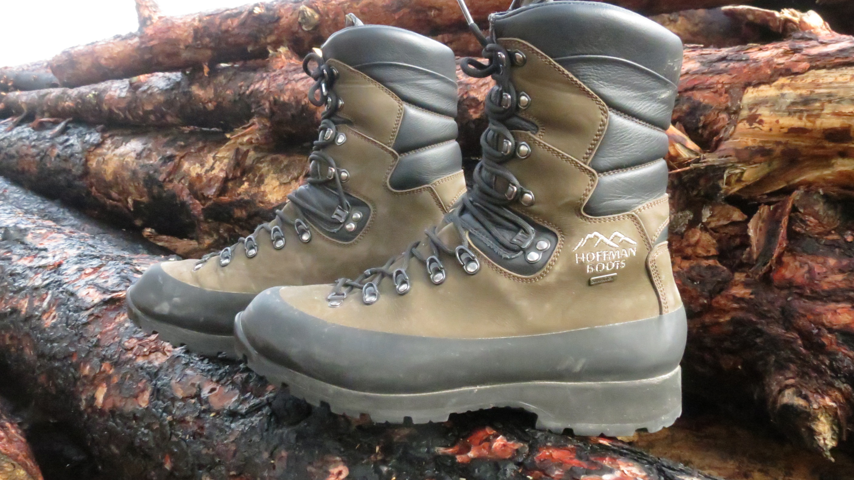 Reviewing Hoffman Explorer Boots.