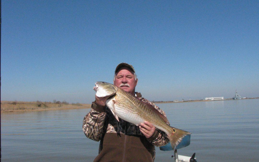 March 2018 Coastal Fishing
