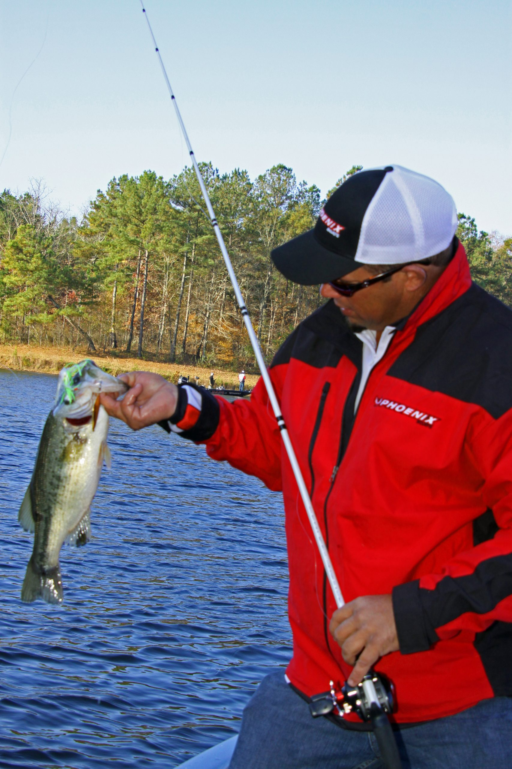 best bass baits for spring