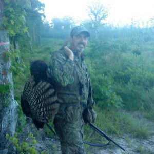 Hunting the Clear-Cut Gobbler