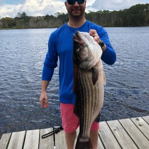 Hey Siri! iPhone Helps Angler Make Rare Catch