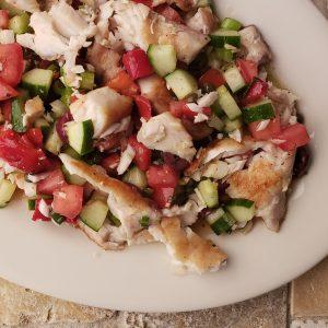 Tripletail Salad: A Fresh Summer Recipe