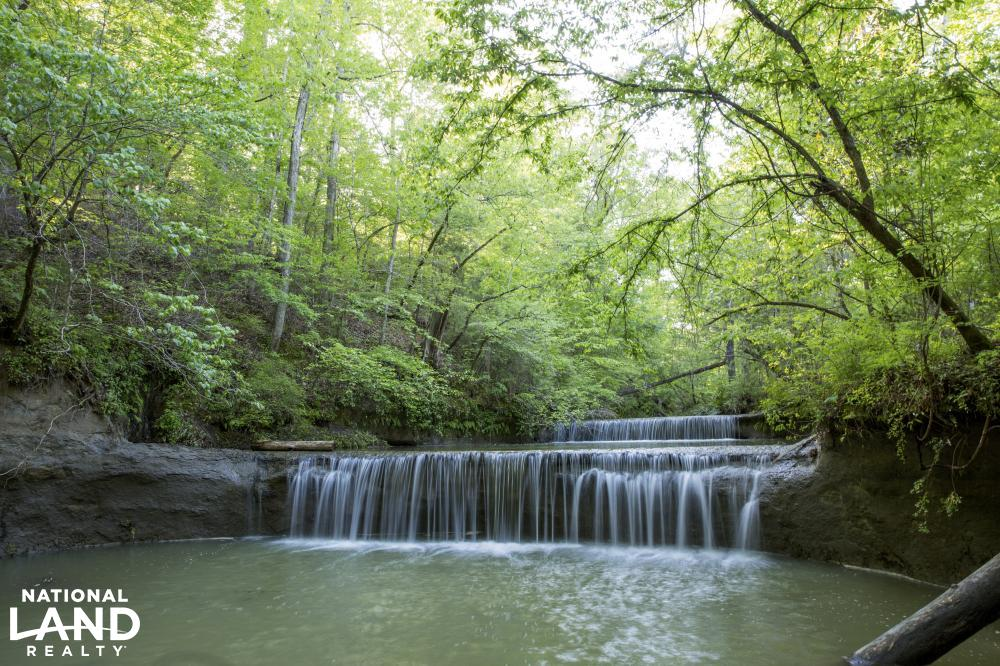 Southern Falls Alabama Hunting Land for sale