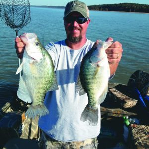Fall Fishing For Crappie