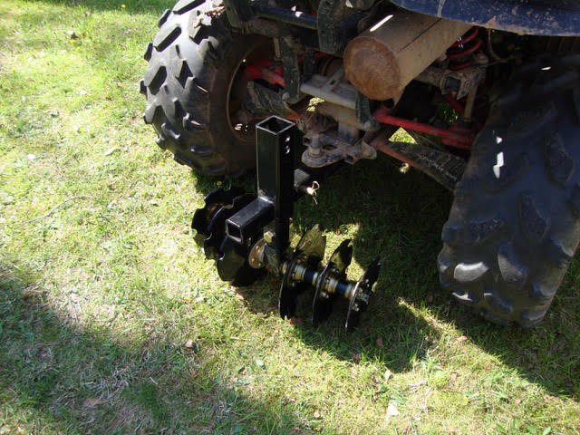 you won't need any help when you use this cool ATV Accessory.