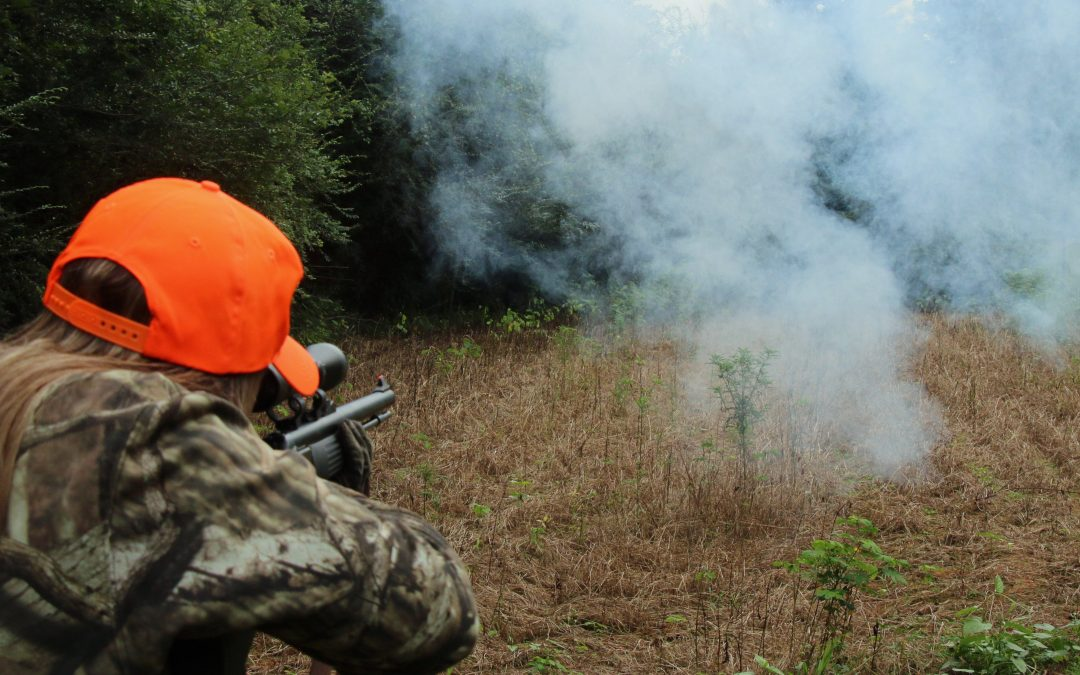 Tips for Modern Muzzleloader Hunting
