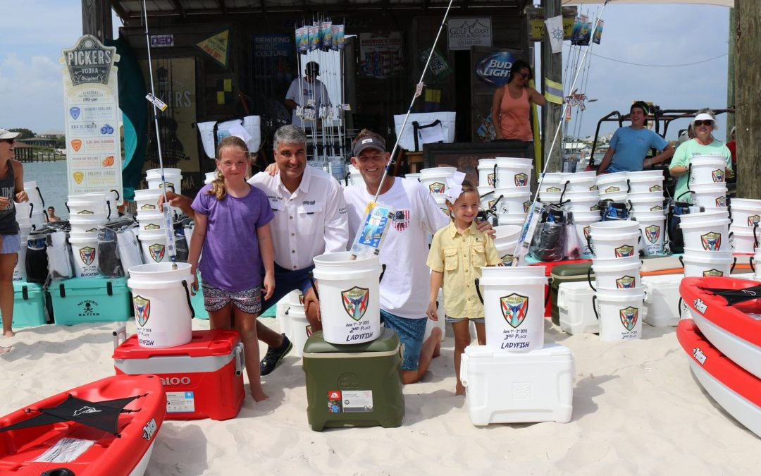 Family Fun: The Gulf Coast Fishing Rodeo