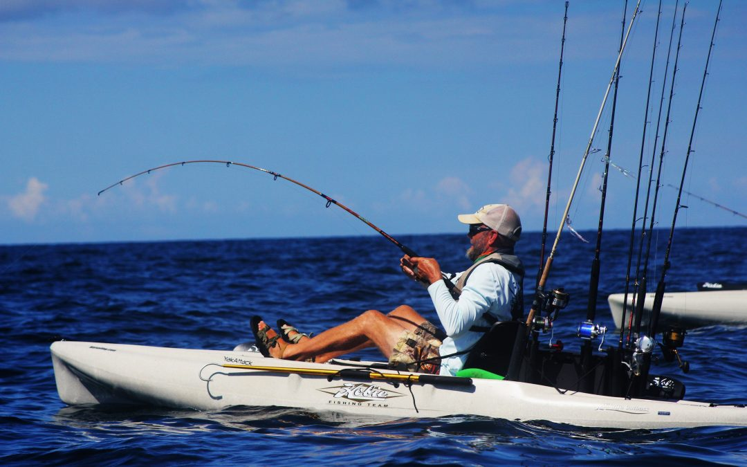 Fishing Paddle Board:Sit Down or Stand Up?
