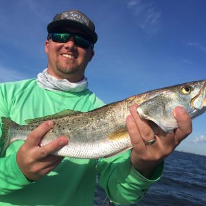 Speckled Trout Fishing: My introduction to the Slick Lure