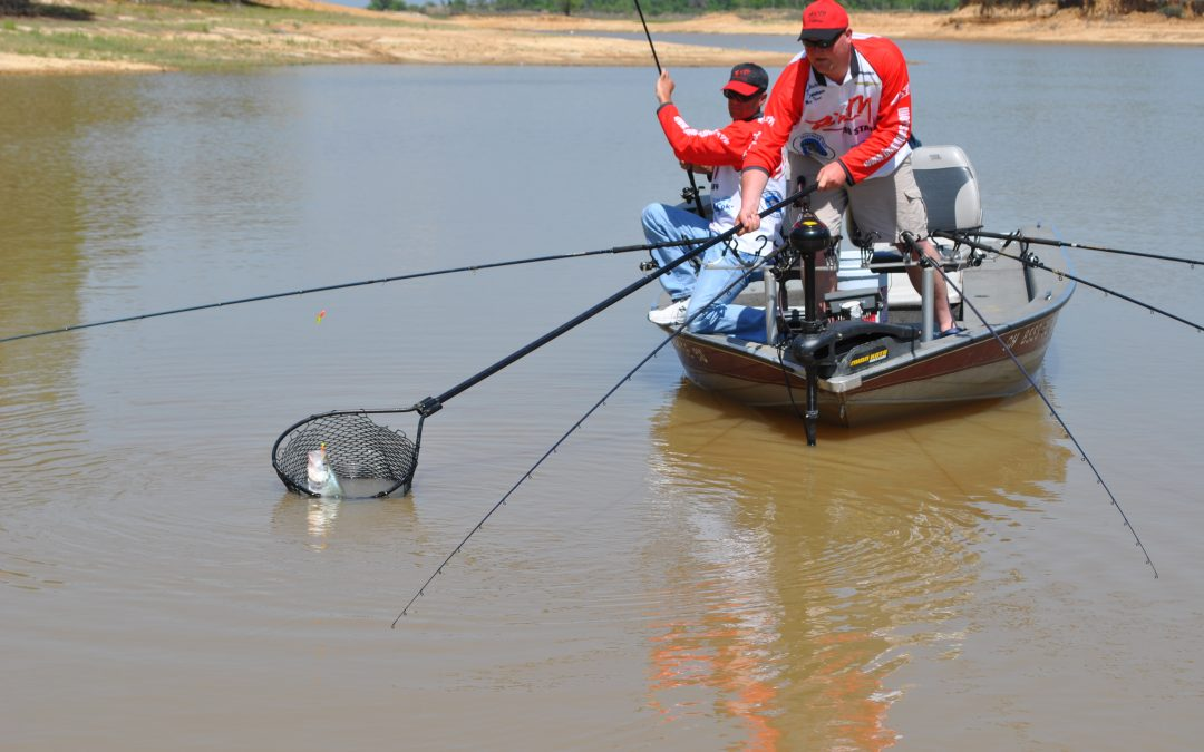 Pre-Spawn Crappie Fishing
