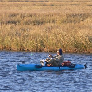 3 Tips for Kayak Fishing in Cold Weather