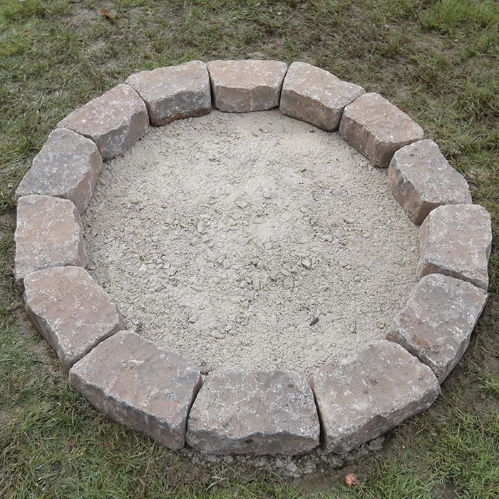 With good planning, DIY fire pits are made easy.