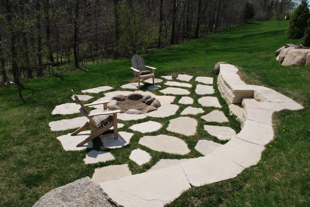Building A Diy Back Yard Fire Pit Great Days Outdoors