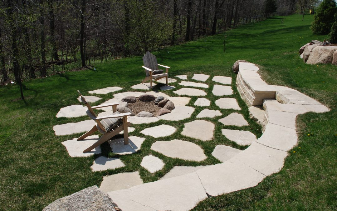Building a  DIY Back Yard Fire Pit