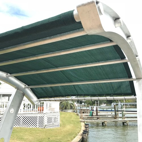 fish cleaning station canopy