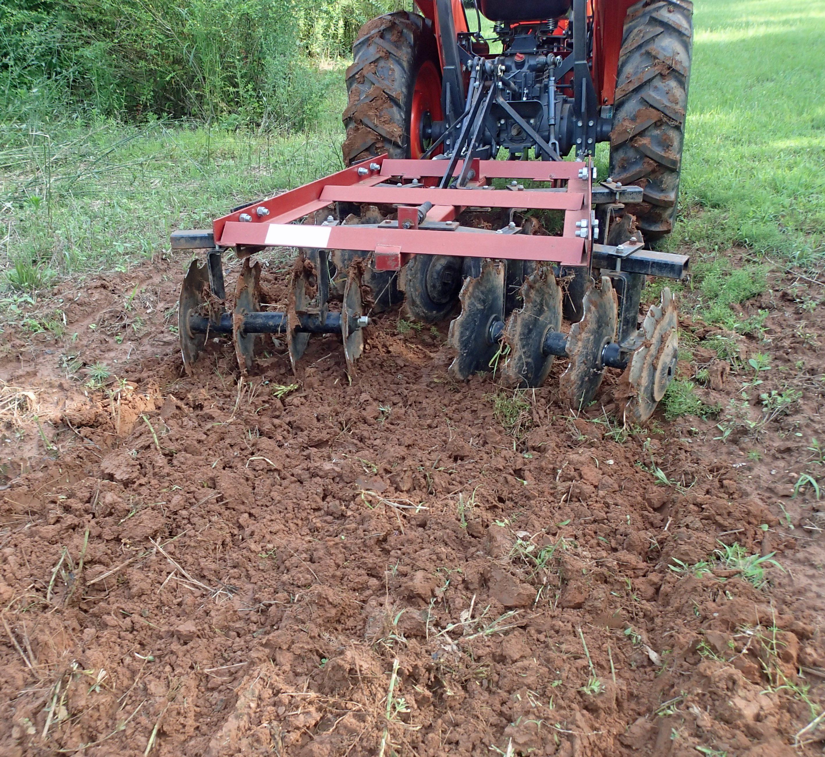 ground prep