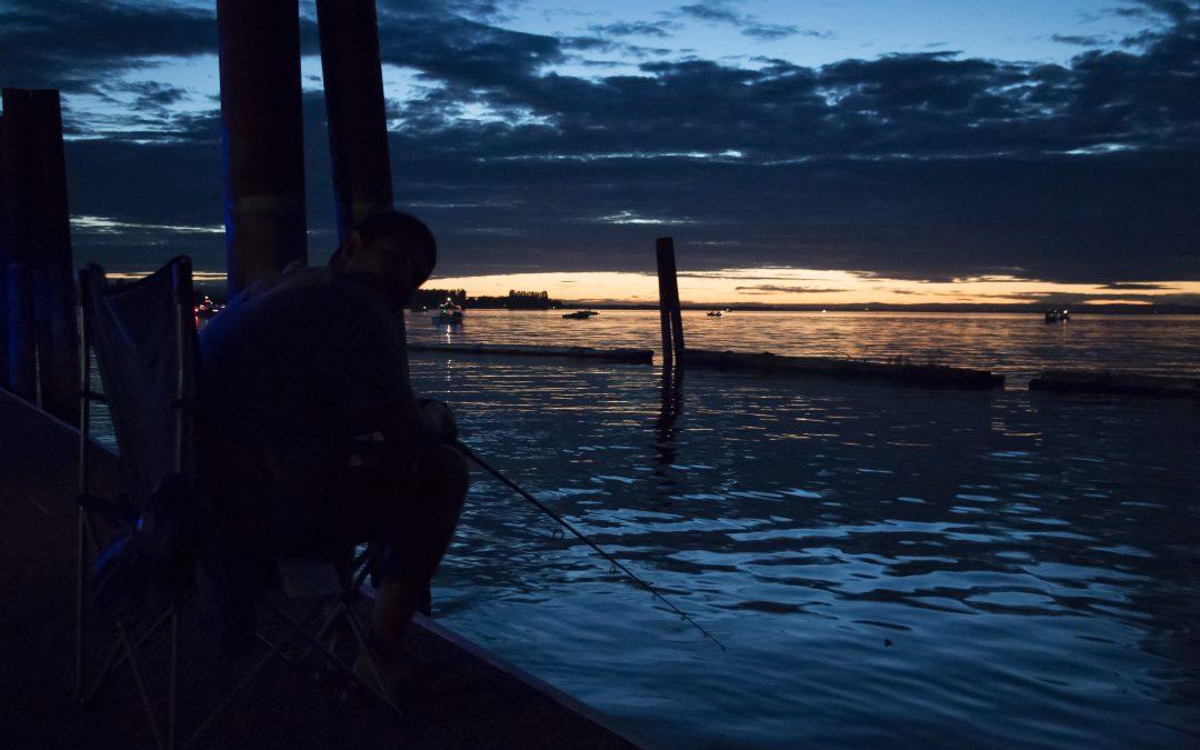 Night Fishing Saltwater Inshore Species
