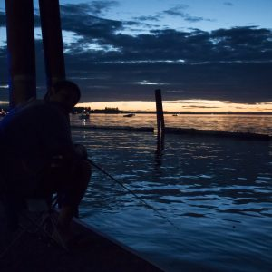 Night Fishing Saltwater Inshore Species
