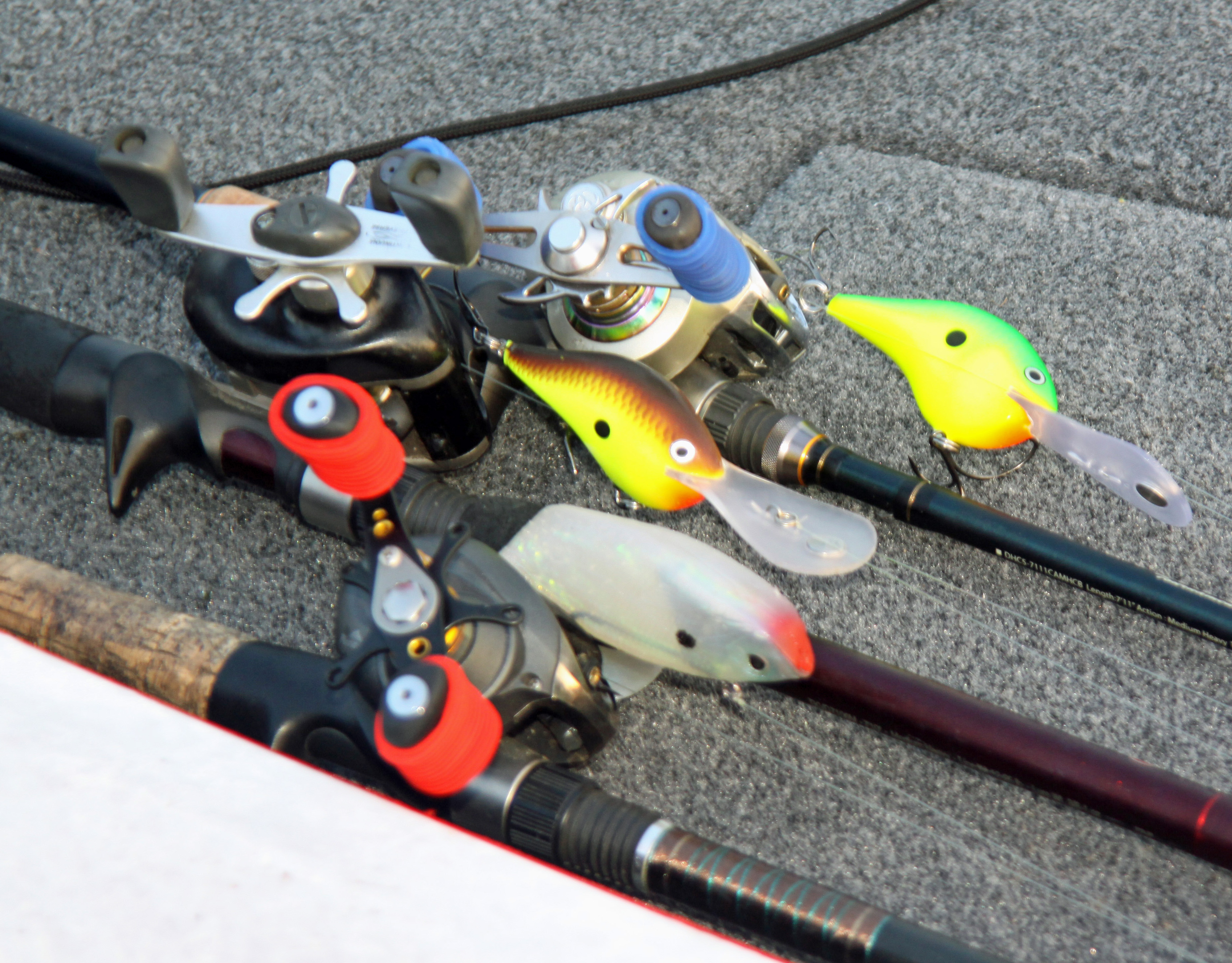 late summer bass fishing
