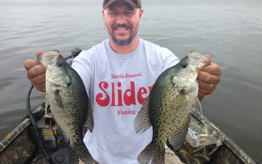 Late Summer Crappie Fishing Tactics