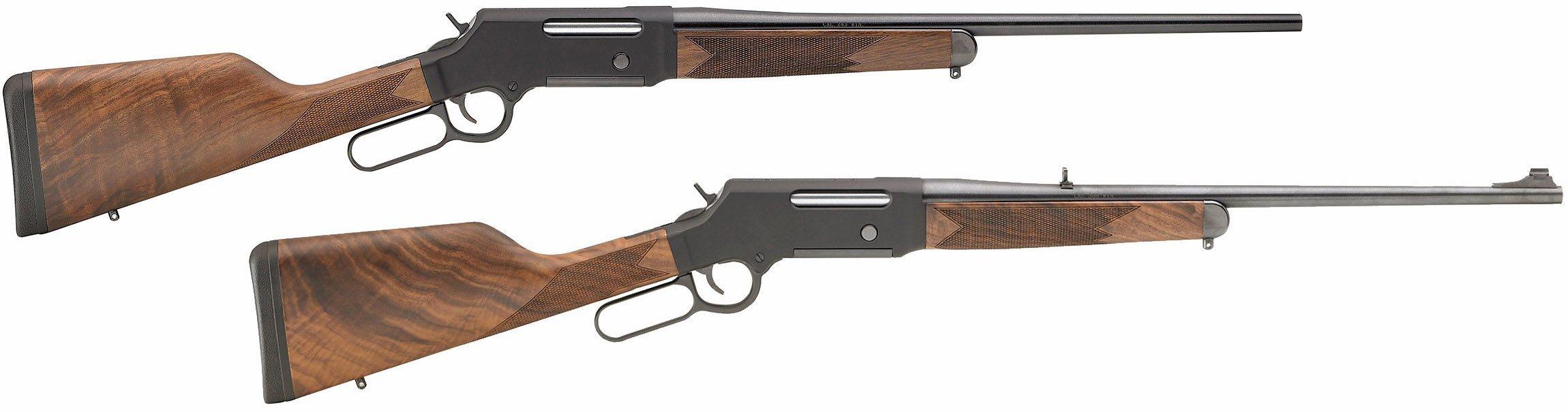 Henry Long Ranger Lever Action Rifle
